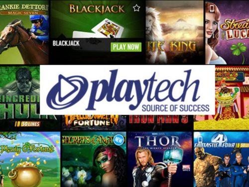 Playtech Online Games